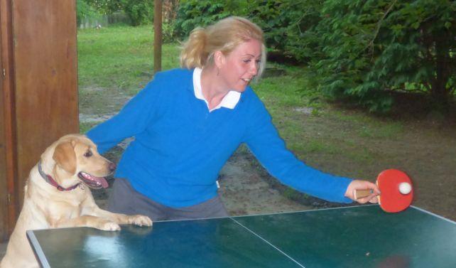 Reiki tábori sport - segítővel
