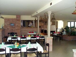 2017 Nyári reiki tábor szállás, ebédlő